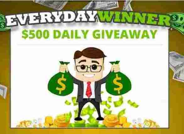 Everydaywinner-Sweepstakes
