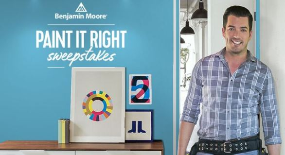 HGTV Paint It Right Sweepstakes