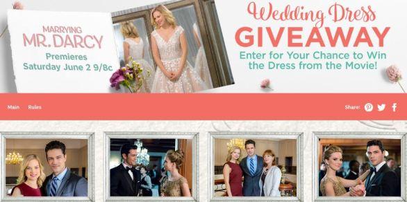 June Weddings Wedding Dress Giveaway