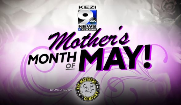 Kezi Mother's Month of May Giveaway