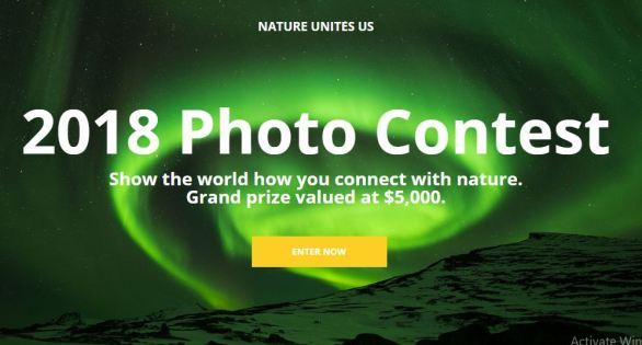 Nature Conservancy Photo Contest