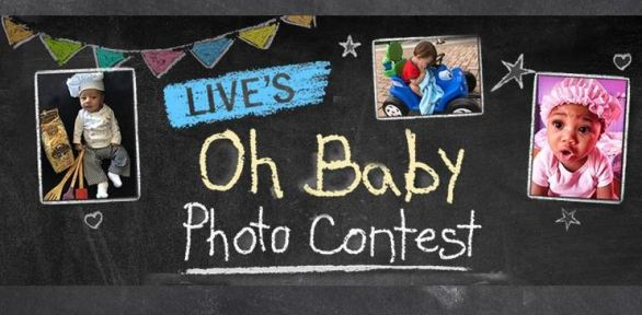 Oh Baby Photo Contest