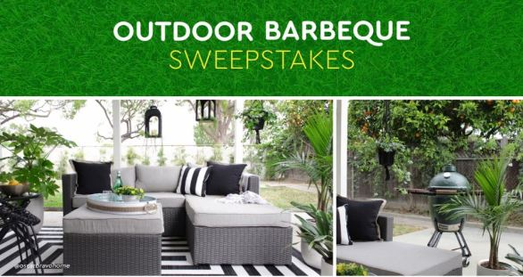 Outdoor Barbeque Sweepstakes