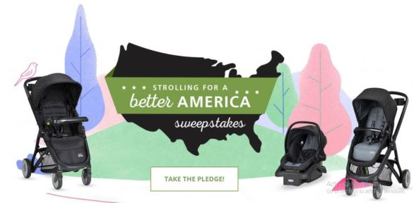Strolling For A Better America Sweepstakes