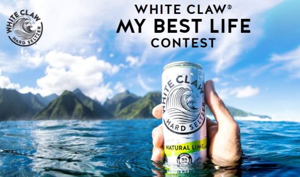 White Claw My Best Life Contest