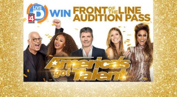 America's Got Talent Pass Contest