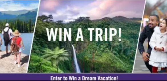Bowflex Dream Vacation Sweepstakes