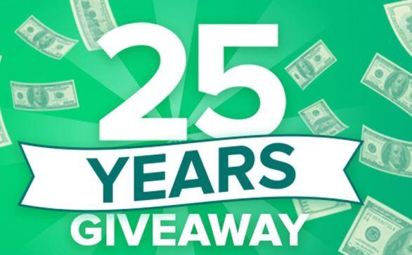 Check Into Cash 25th Anniversary