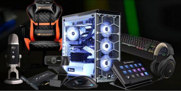 E3 Streaming Starter Kit Sweepstakes