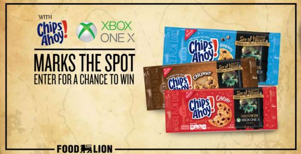 "A grand opportunity to win free Sponsor-selected X-Box by joining in the Food Lion CHIPS AHOY Sweepstakes 2018 from Foodlion.com/promotions/chips-ahoy page. To enter   Food Lion CHIPS AHOY! X-Box Sweepstakes, candidates needs to visit entry page to complete all required registration information, including full name, email address,   phone number, and full address, to receive one entry into the Food Lion X-Box Sweepstakes.   <h2 style=""text-align: center;""><strong><span style=""color: #ff0000;""><span style=""text-decoration: underline;"">Food Lion CHIPS AHOY Sweepstakes 