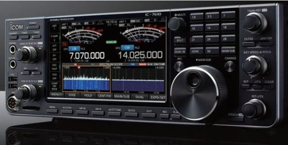 Gigaparts Icom IC-7610 Transceiver