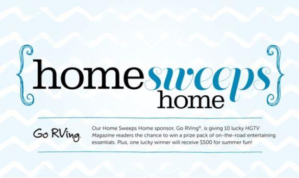 Home Sweeps Home Sweepstakes