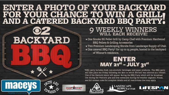 KUTV Backyard BBQ Photo Contest