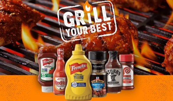 McCormick Grill Your Best Sweepstakes