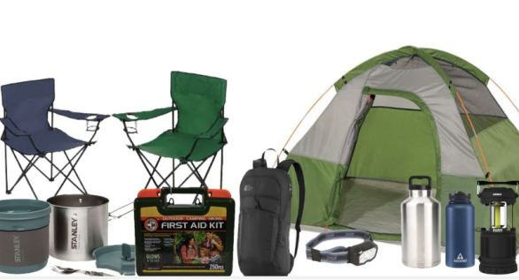 Natural Trails Ultimate Camping Giveaway