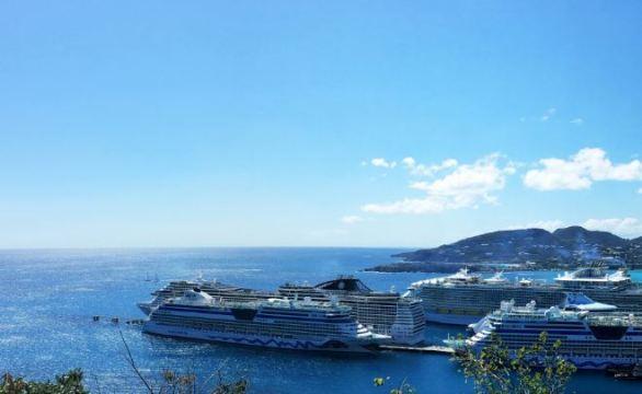 Port St. Maarten Cruise Sweepstakes