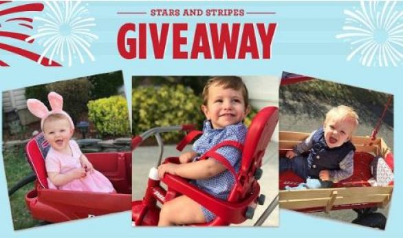 Radioflyer-Stars-Stripes-Giveaway