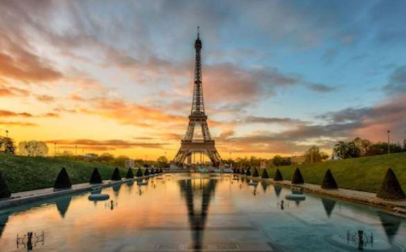 Today Paris Tomorrow Sweepstakes