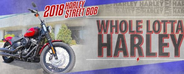 WIMZ Whole Lotta Harley Giveaway