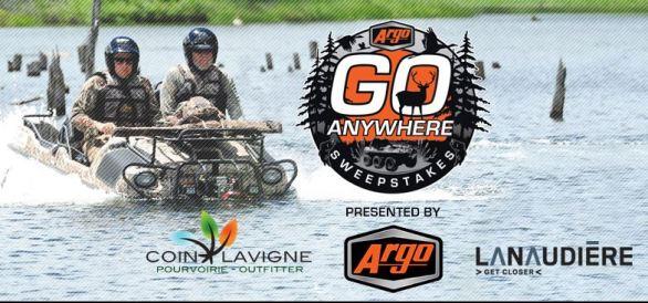 Argo Go Anywhere Sweepstakes