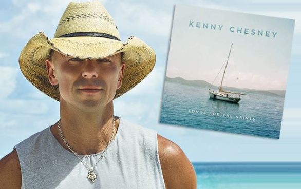 Bobby Bones Kenny Chesney Songs for the Saints Flyaway Sweepstakes