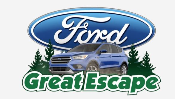 Ford Great Escape Contest