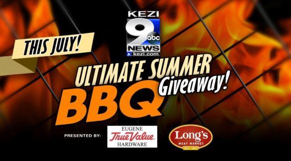 KEZI Ultimate Summer BBQ Giveaway