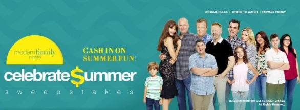 Modern Family Nightly Sweepstakes