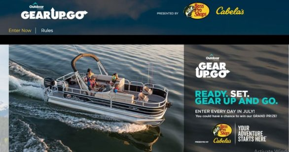 Outdoor Channel Gear Up & Go Sweepstakes
