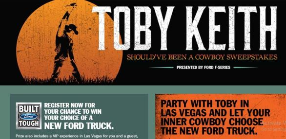 Toby Keith Should've Been A Cowboy