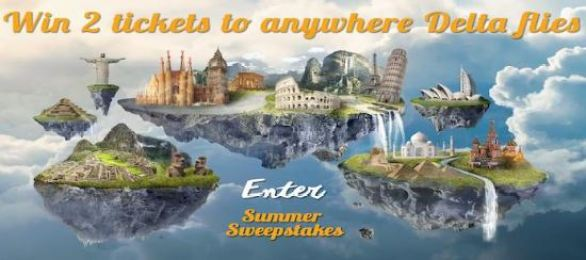 Tripmasters Summer Sweepstakes