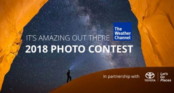 Weather Channel Photo Contest