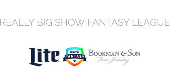 ESPN Cleveland Really Big Show Fantasy Football League Contest