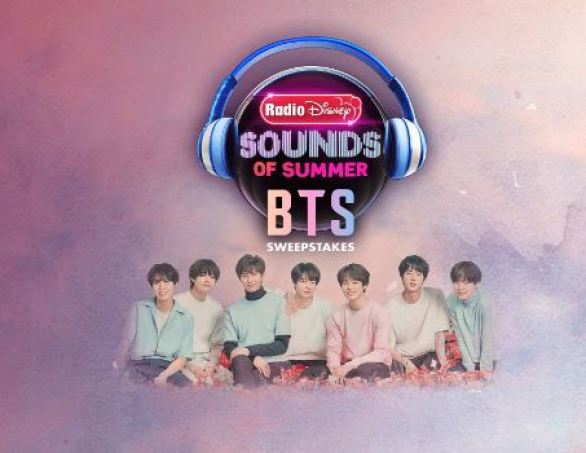 Radio Disney Sounds of Summer BTS Sweepstakes