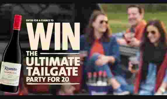 Riunite-Tailgate-Sweepstakes