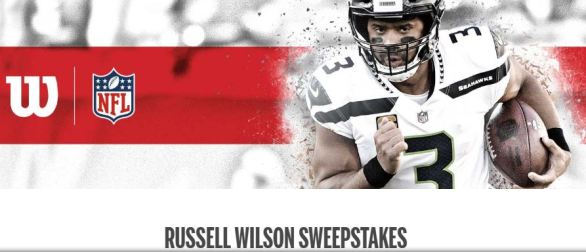 Russell Wilson Sweepstakes