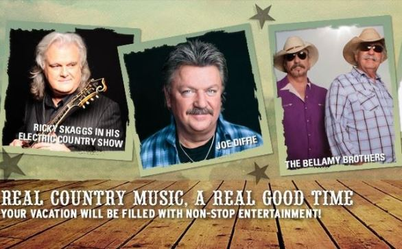 Country Music Cruise Giveaway