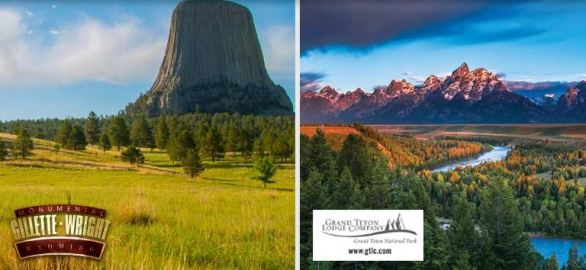 VacationFun.com Wyoming Getaways Vacation Sweepstakes