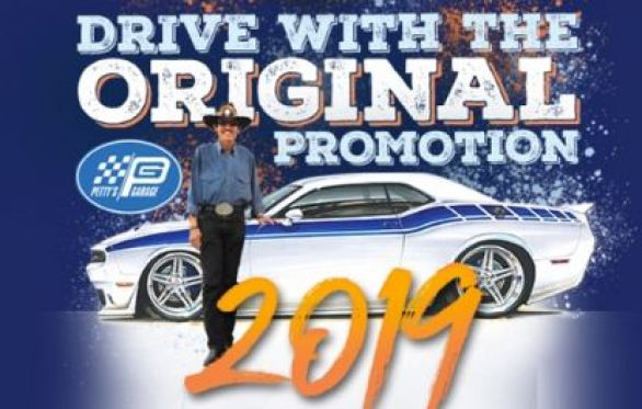 Drivewiththeoriginal-Sweepstakes