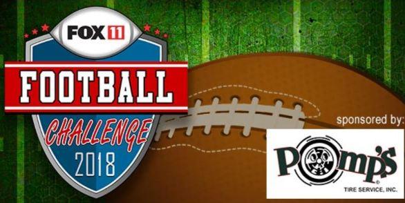 FOX 11 Football Challenge Contest