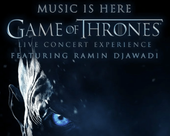 FOX 2 Game of Thrones Live Concert Experience Contest Sweepstakes
