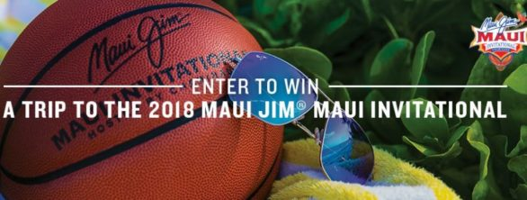 Tommy Bahama Maui Jim Summer Sweepstakes