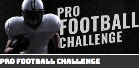 Upickem Pro Football Challenge Prediction Contest