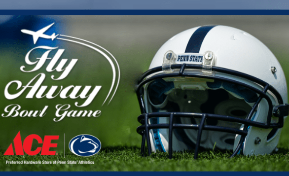 Ace Hardware Fly Away Bowl Game Sweepstakes