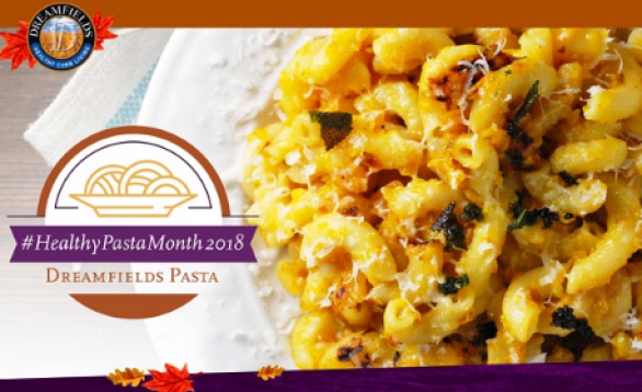 Dreamfields Healthy Pasta Month Sweepstakes