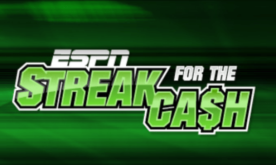 ESPN Streak For the Cash Challenge