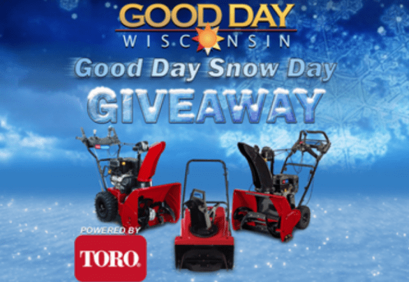 Fox 11 Online Good Day Snow Day Giveaway Contest