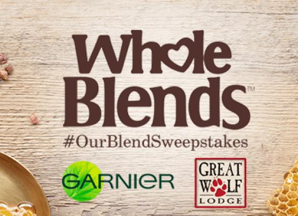 Garnier USA Our Blend Sweepstakes
