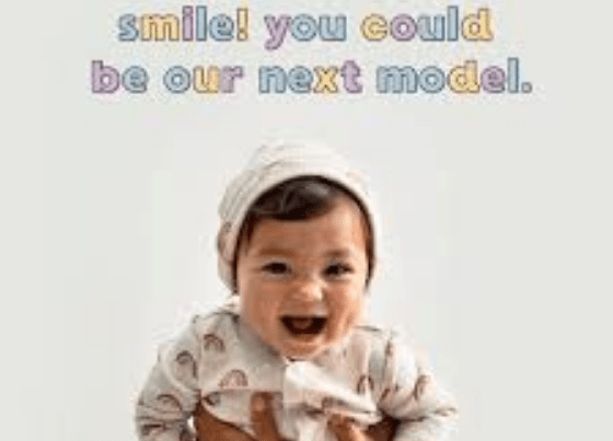 Gymboree Smile Baby Smile Contest
