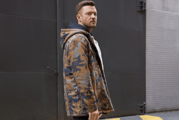 Levi Strauss Justin Timberlake Experience Sweepstakes